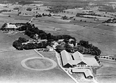 1936 Gudhems Kungsgård Remåntdepå