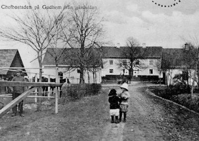 Depån 1919 Gudhems Kungsgård