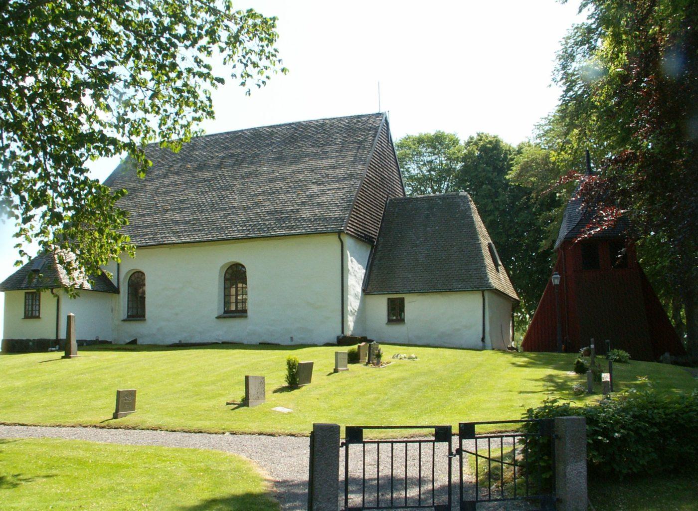 Ås kyrka Foto hans Menzing