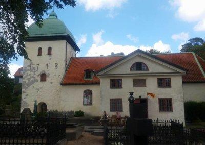 Örgryte gamla kyrka Göteborg Foto Bo Adriansson 2