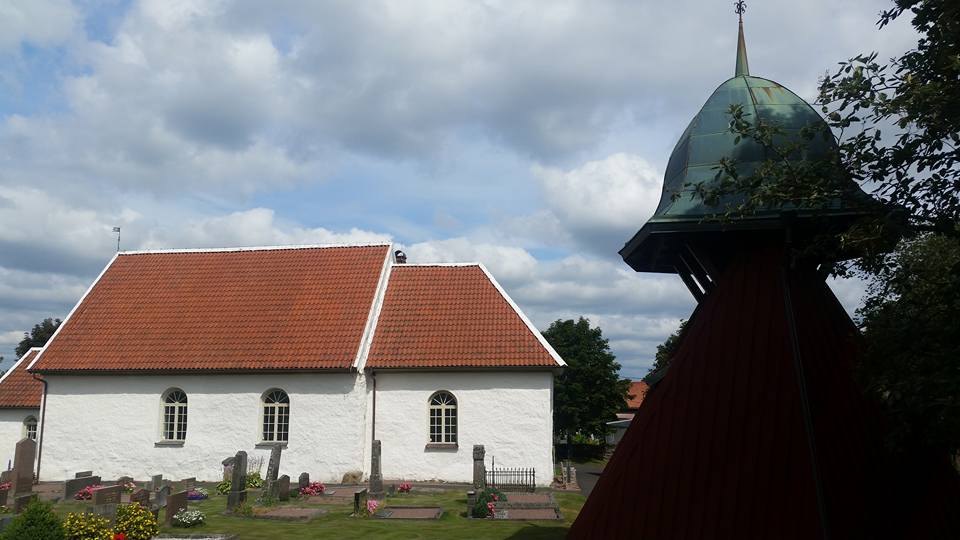 Bergums kyrka Göteborg Foto Bo Adriansson 2