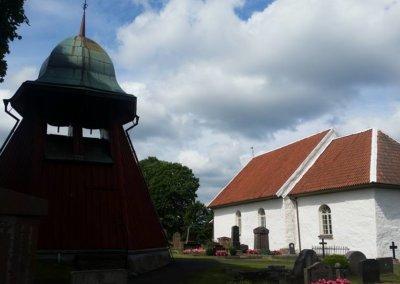 Bergums kyrka Göteborg Foto Bo Adriansson