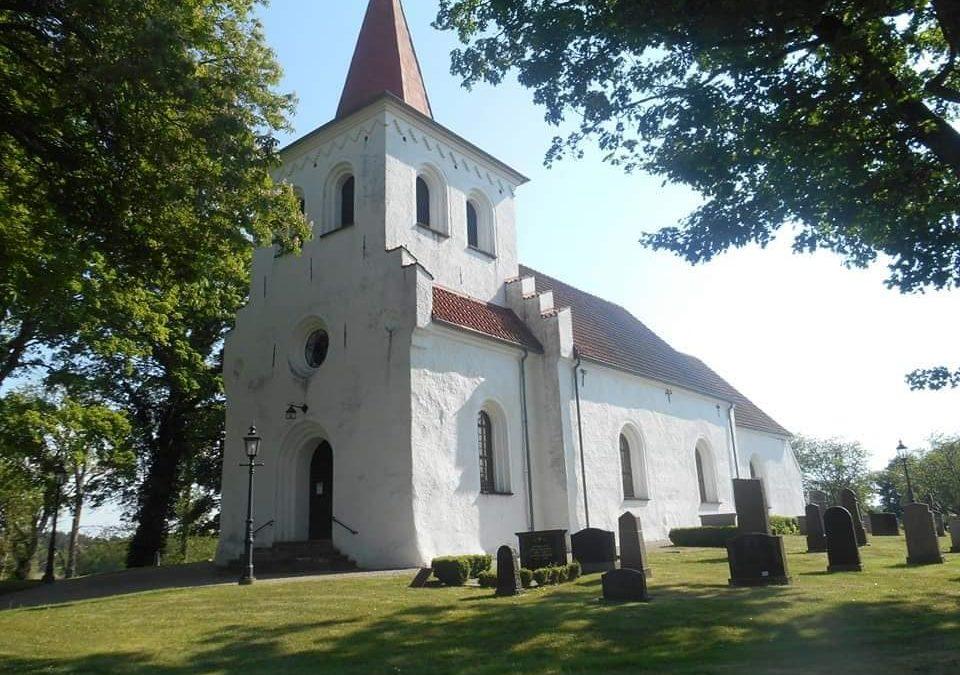 Eljaröds kyrka Brösarp-Tranås