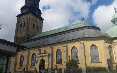 Christinæ kyrka Göteborg