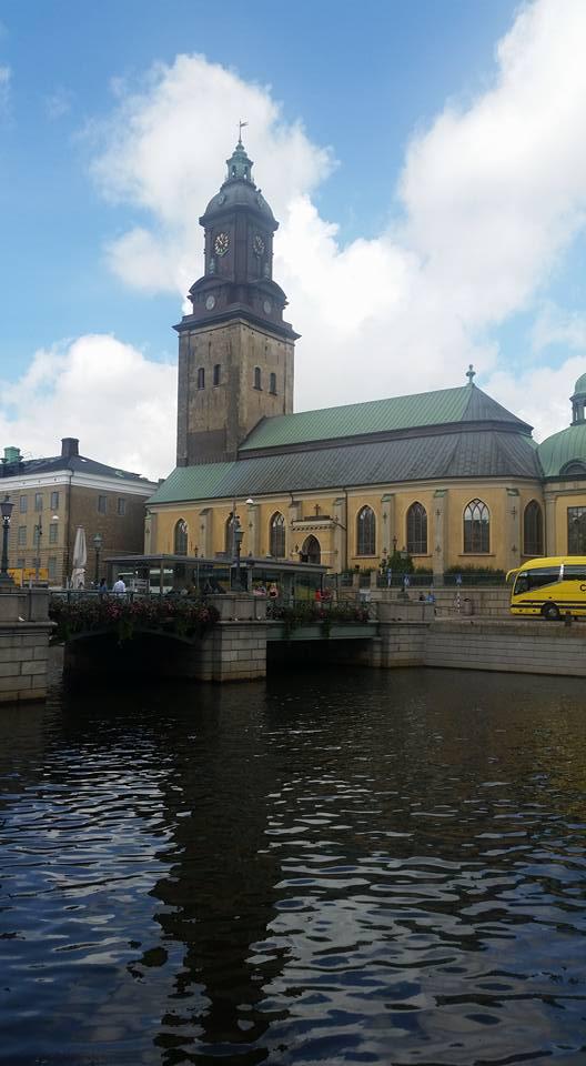 Christinæ kyrka Göteborg foto Bo Adriansson 3