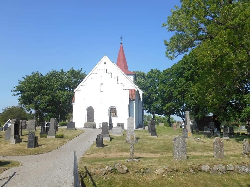 Eljaröds kyrka Foto Bo Adriansson