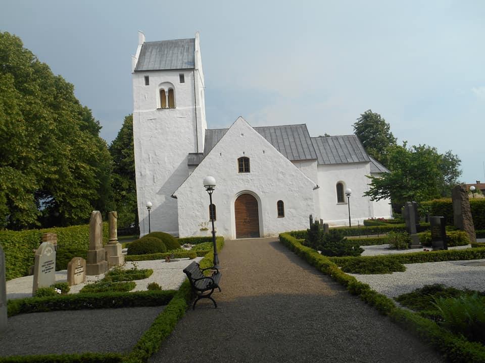 Fjelie kyrka Foto Bo Adriansson