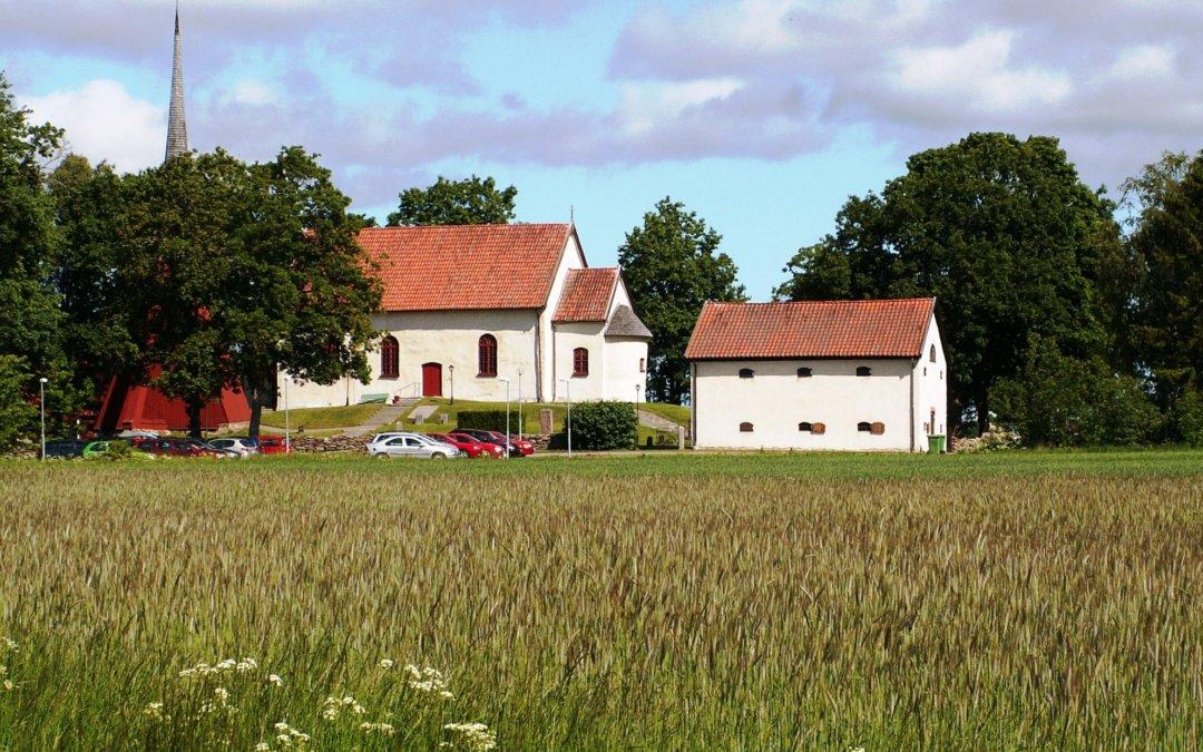 Forsby kyrka Skövde