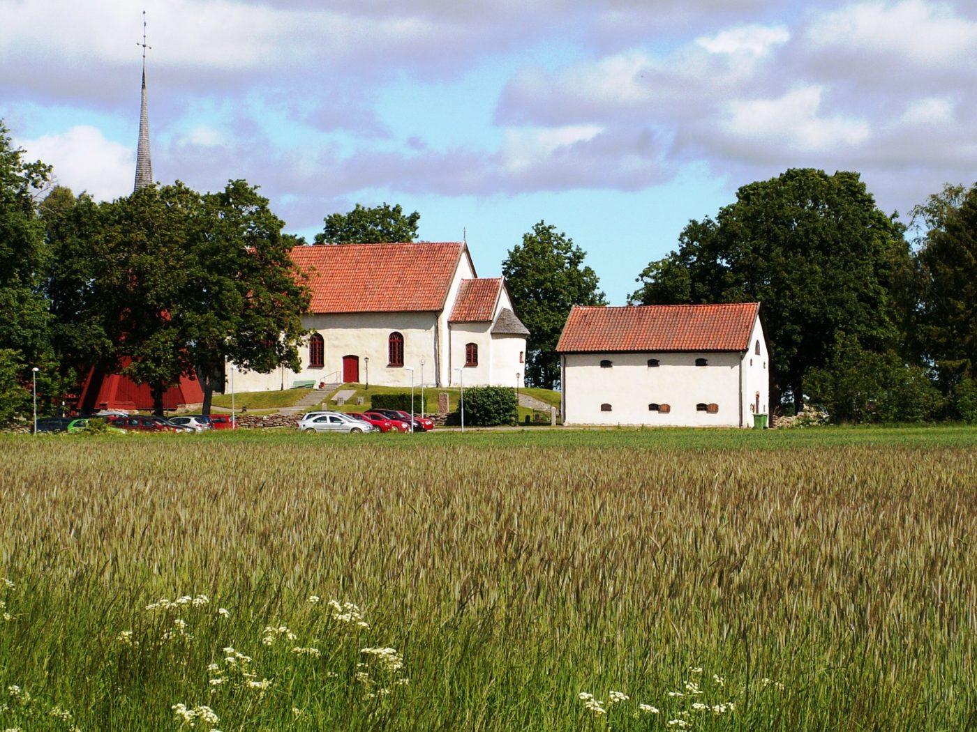 Forsby kyrka Skövde Foto Hans Menzing