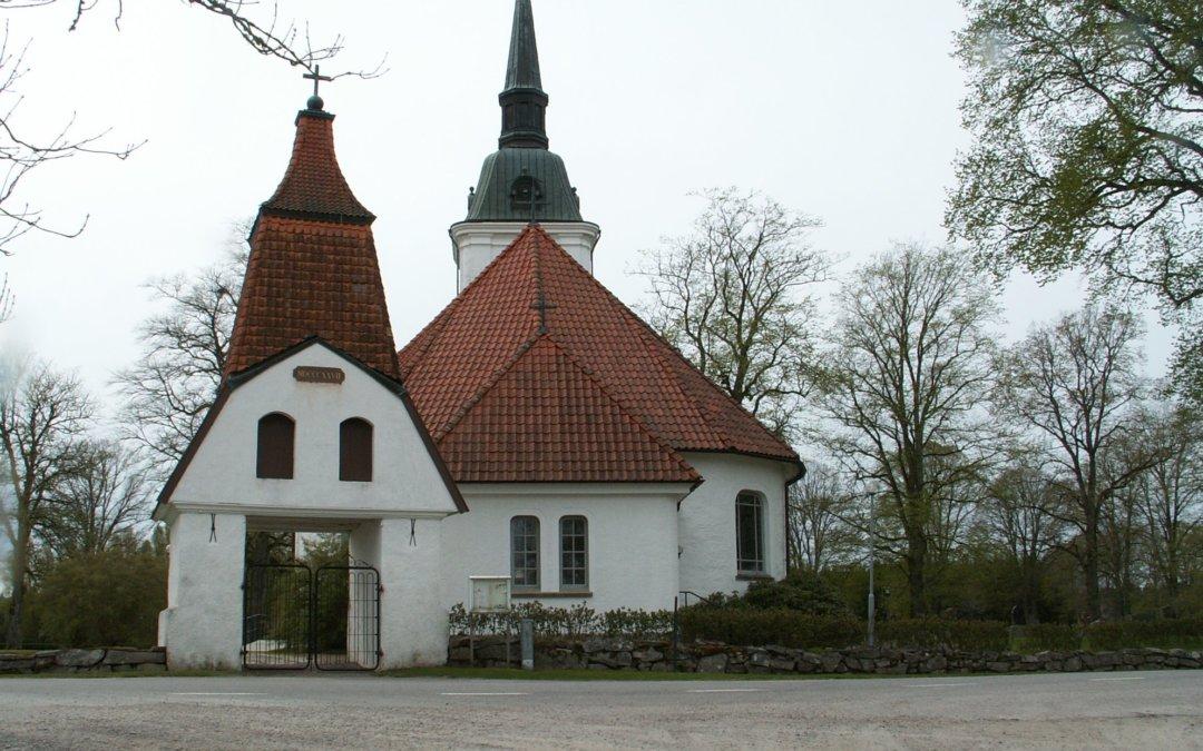 Främmestads kyrka Skara