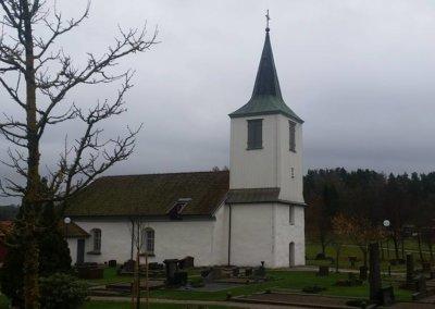 Hålanda kyrka Ale foto Bo Adriansson