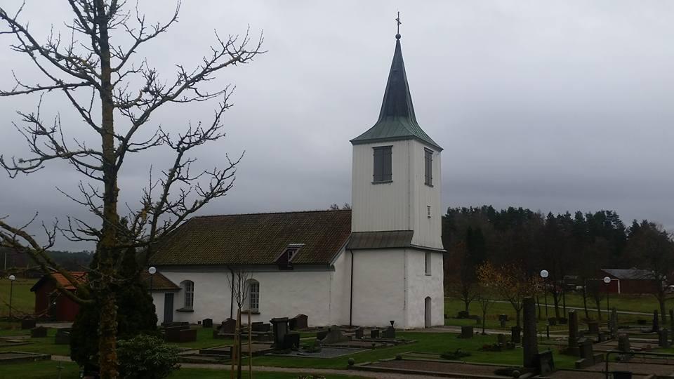 Hålanda kyrka Ale
