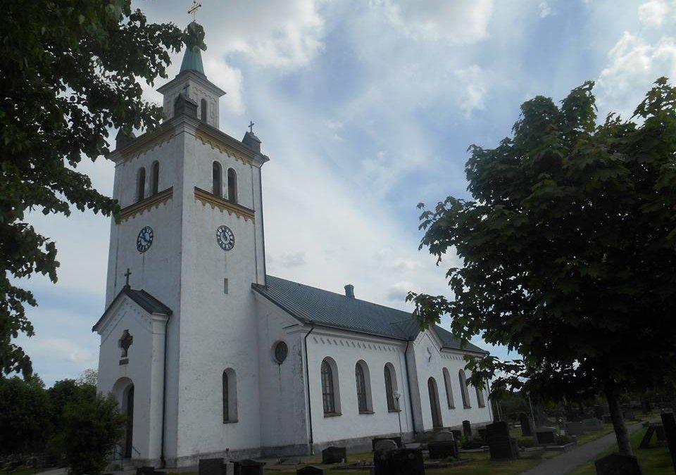 Knäreds kyrka Laholm