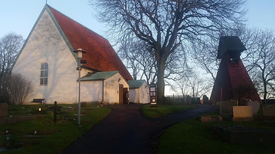 Lundby gamla kyrka Foto Bo Adriansson 3
