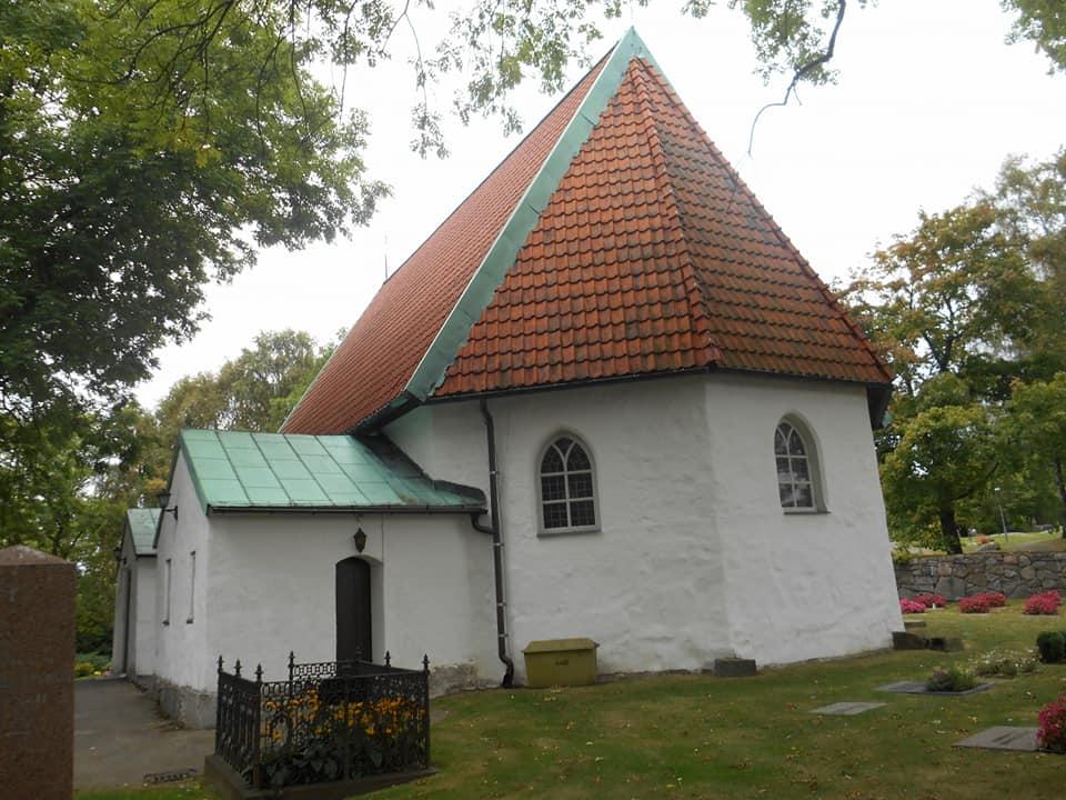 Lundby gamla kyrka Foto Bo Adriansson
