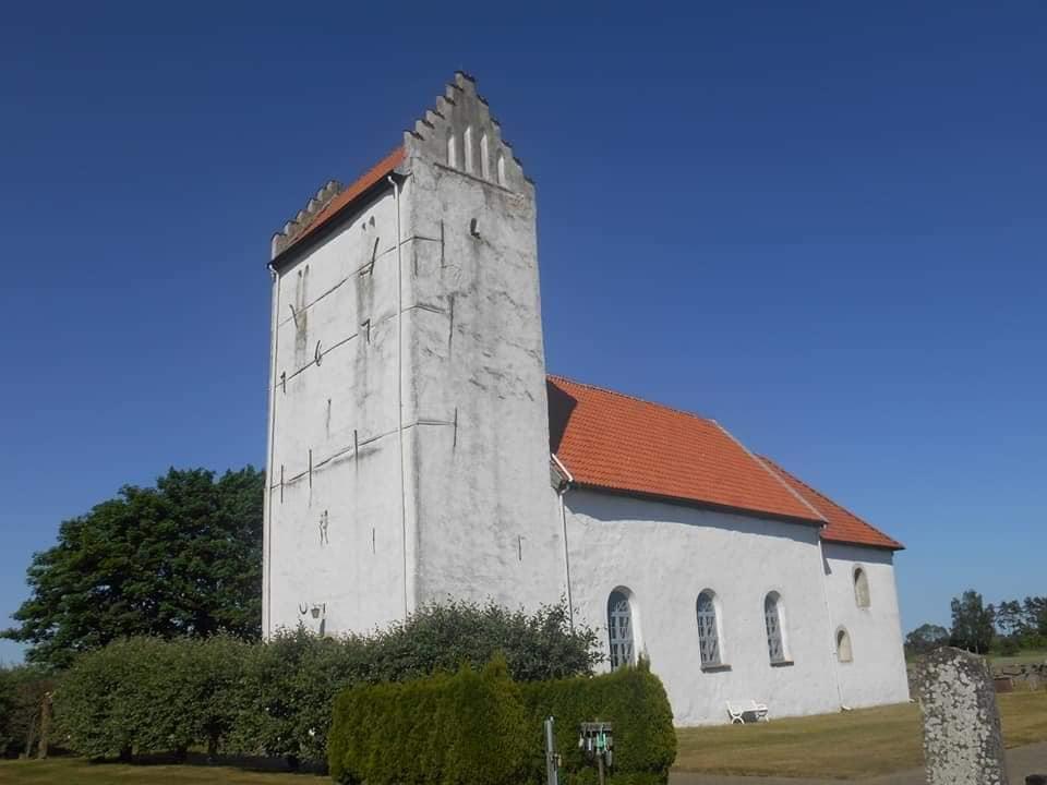 Lyngsjö kyrka Bild Bo Adriansson 2018
