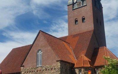 Masthuggs kyrkan Göteborg foto Bo Adriansson 2