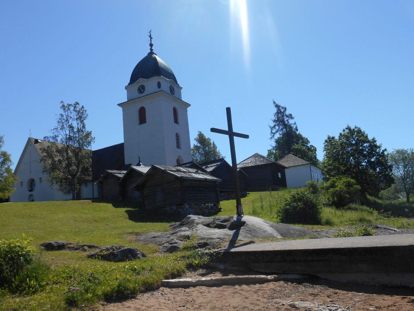 Rättviks kyrka Foto Bo Adriansson