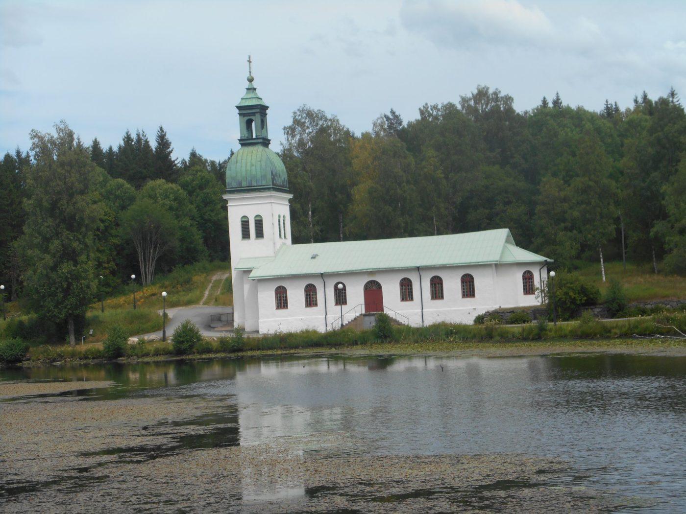 Rydboholms kyrka Borås foto Bo Adriansson