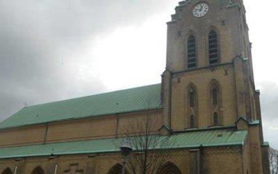 Sankt Nikolai Kyrka Halmstad
