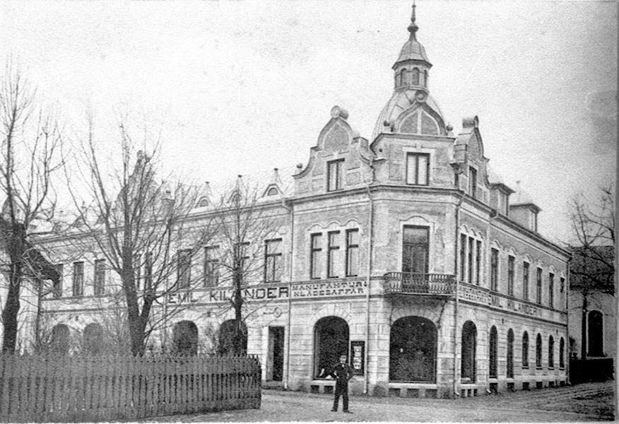 Sankt Olofsgatan Stögets början