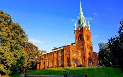 Sankt Pauli kyrka Göteborg