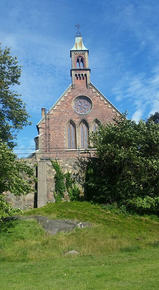 Sankta Birgitta kapell Göteborg Foto Bo Adriansson
