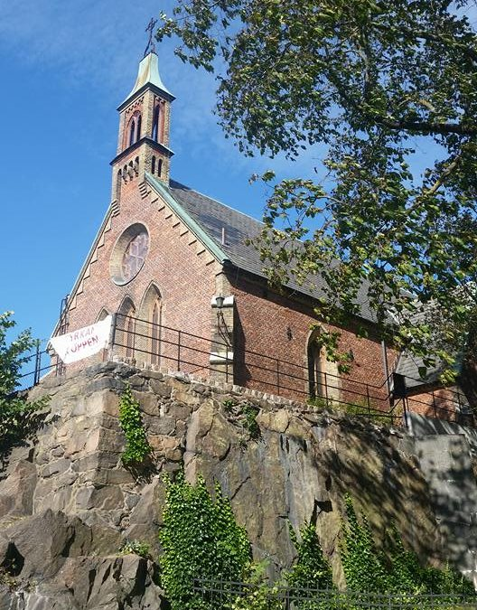 Sankta Birgitta kapell Göteborg