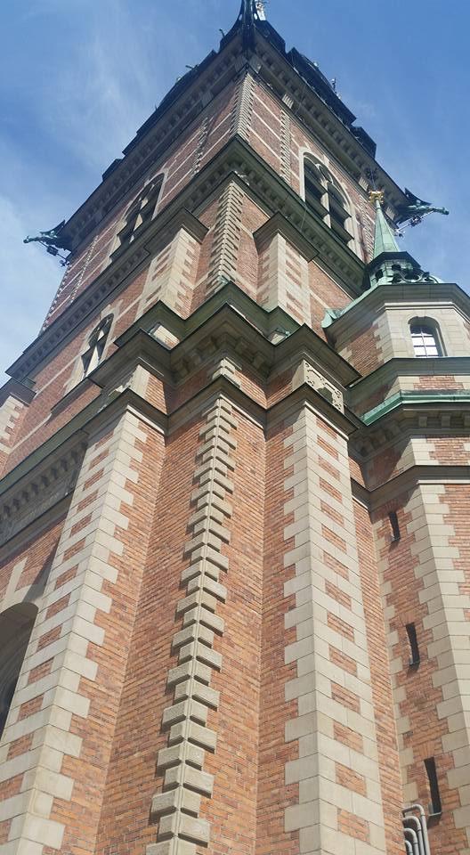 Sankta Gertruds kyrka Gamla stan Stockholm Foto Bo Adriansson 2