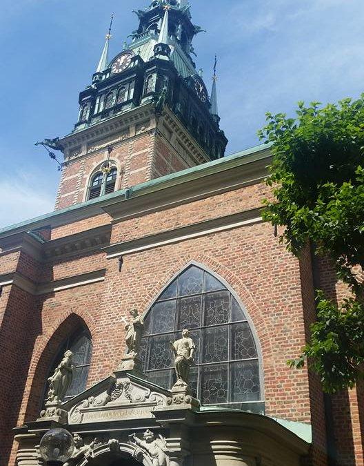 Sankta Gertruds kyrka Gamla stan Stockholm