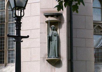 Sankta Helena kyrka Foto Hans Menzing