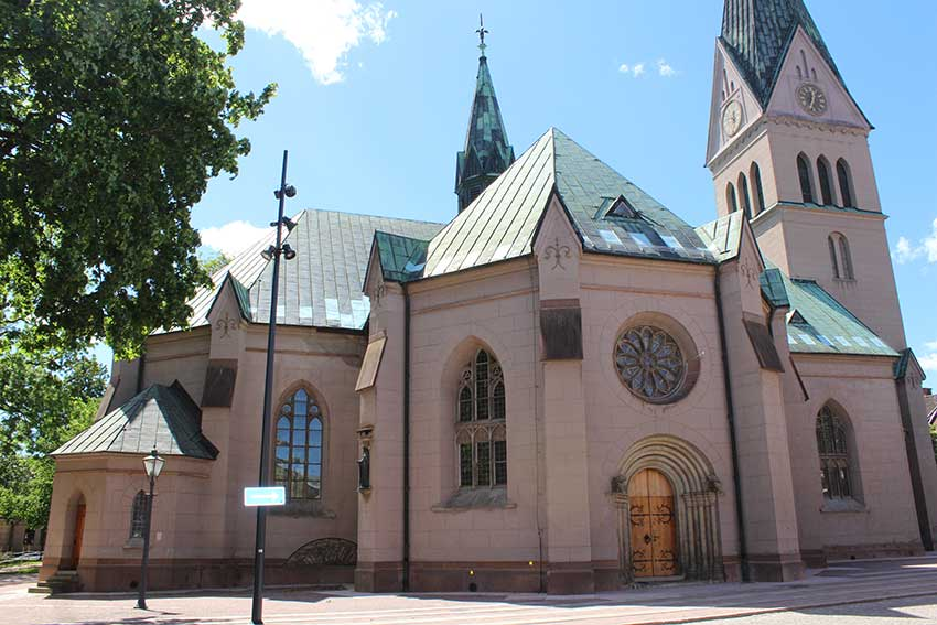 Sankta Helena kyrka