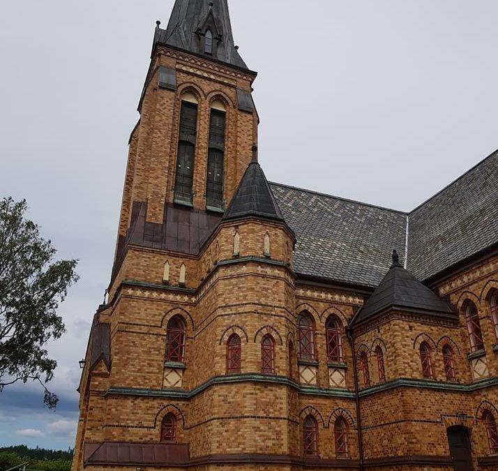 Seglora kyrka Göteborg