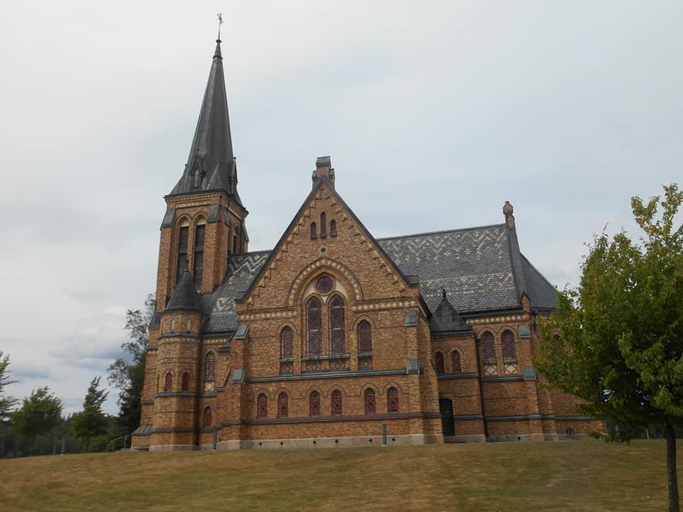 Seglora kyrka Göteborg foto Bo Adriansson