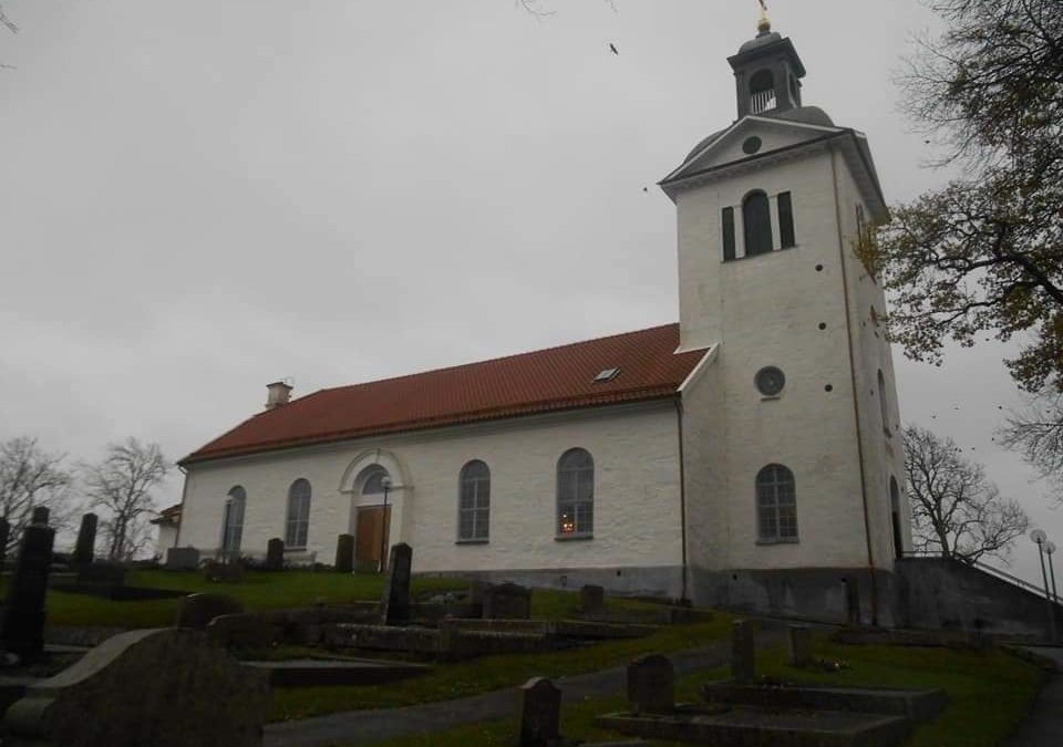 Starrkärrs kyrka Göteborg