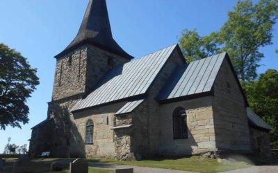 Strö kyrka Lidköping