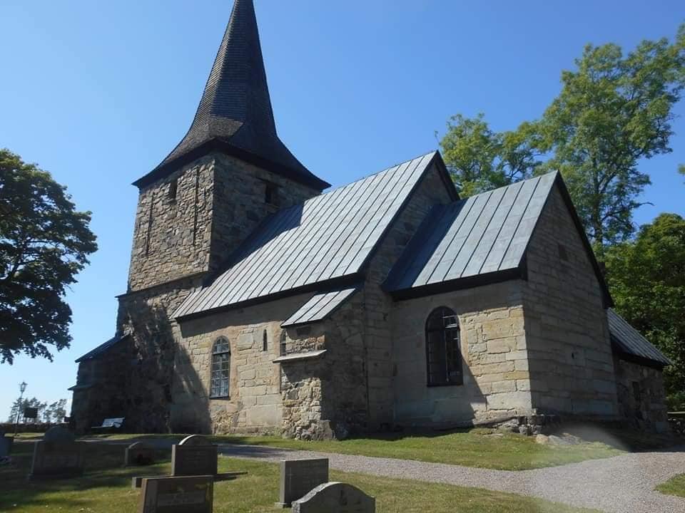 Sunnersbergs kyrka Bild Bo Adiansson 2018