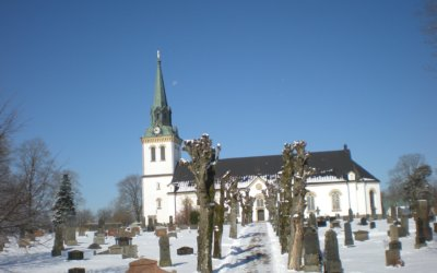 Torups kyrka Hylte