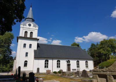 Västerlands kyrka foto Bo Adriansson 2