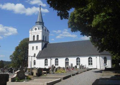 Västerlands kyrka foto Bo Adriansson