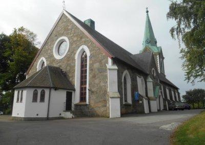 Västra Frölunda kyrka Göteborg Foto Bo Adriansson 2