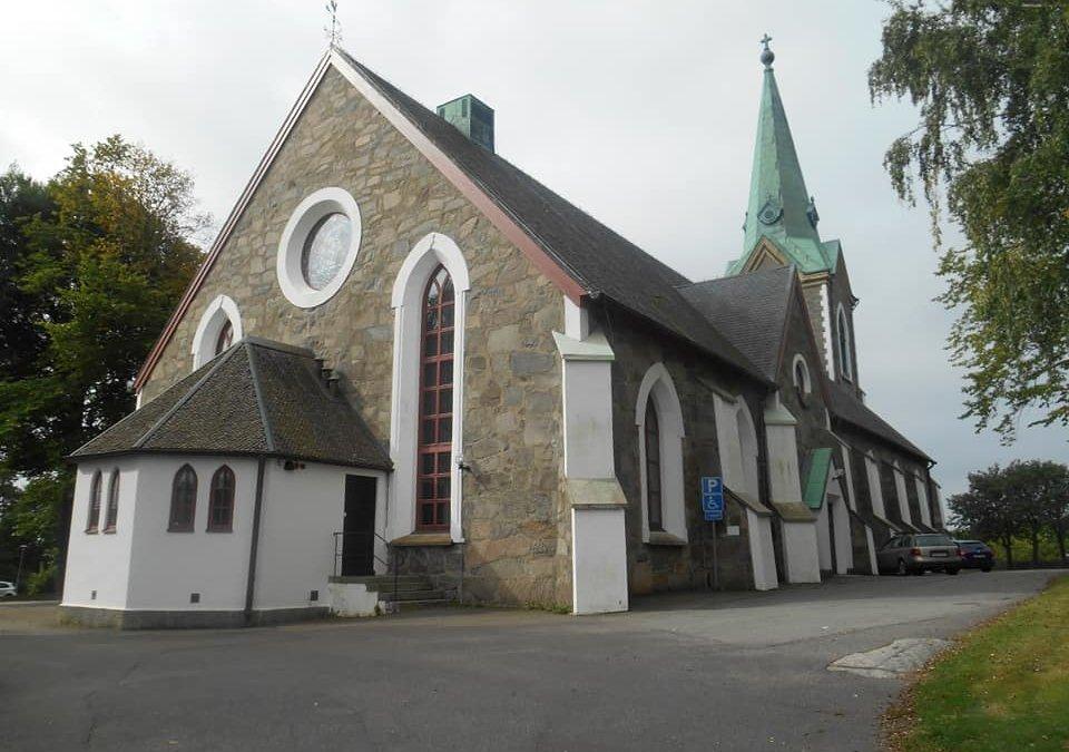Västra Frölunda kyrka Göteborg