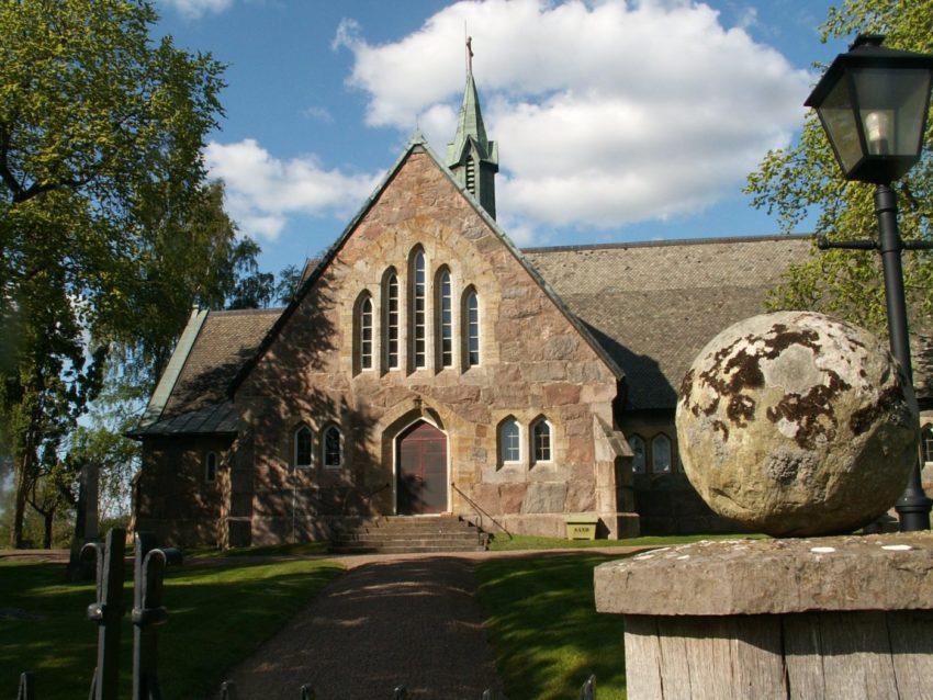 Vinköls kyrka Skara Foto Hans Menzing