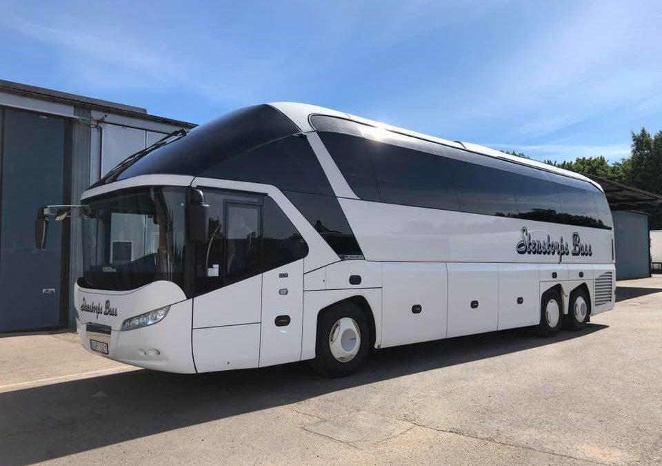 Kalender: Följ med till Tjejmilen med Stenstorps Buss