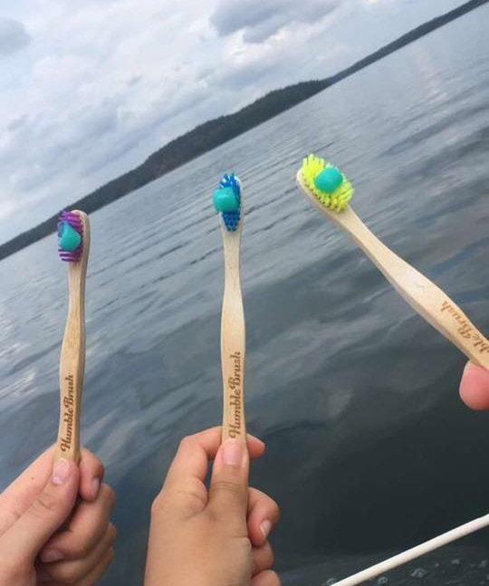 Bra-saker-tandborste