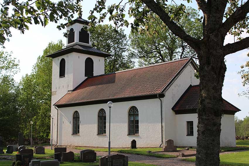 Håkantorps kyrka