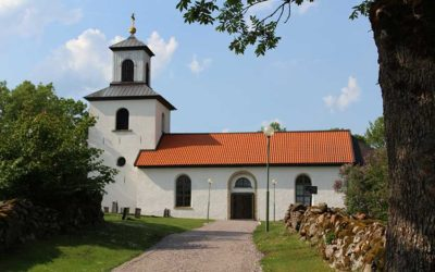Segerstads kyrka Skaraborg