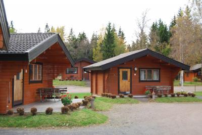 Billingens Stugby och Camping Skövde Västergötland