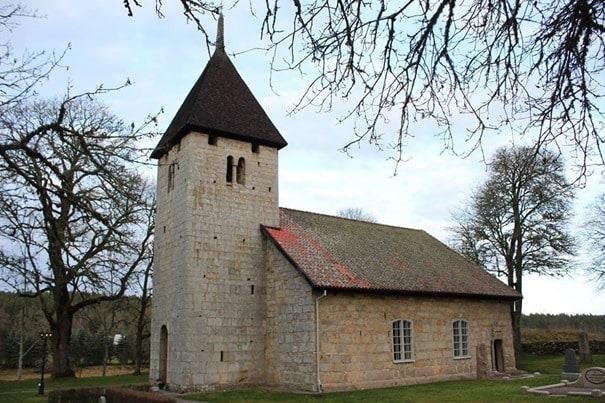 Härja kyrka Tidaholm
