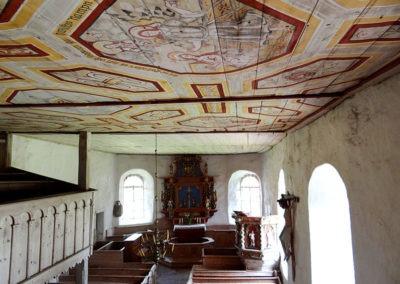 Ornunga gamla kyrka Foto Sture Björnson(9)